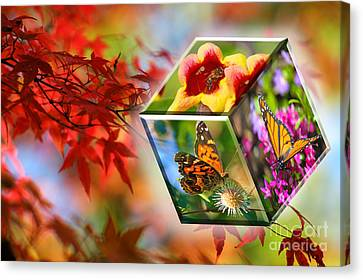 Natural Vibrance Canvas Print