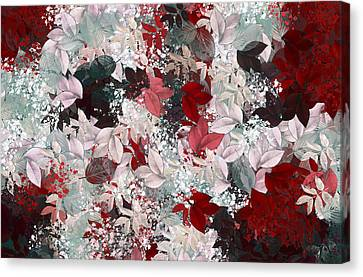 Naturaleaves - S69-02a Canvas Print