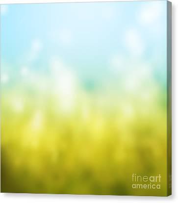 Nature Canvas Print by Atiketta Sangasaeng