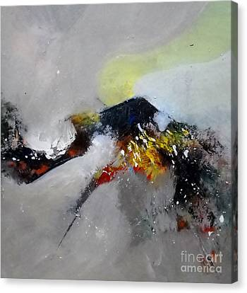 Nature Xiii Canvas Print by Sanjay Punekar