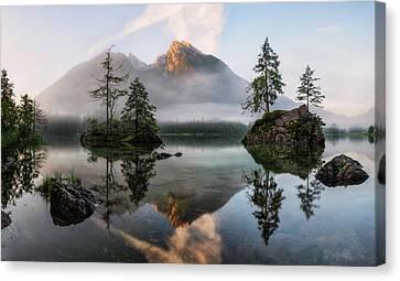 Nature's Awakening Canvas Print