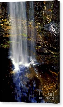 Natures Shower Stall Canvas Print by Paul W Faust -  Impressions of Light