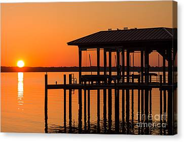 Natures Tranquility Canvas Print