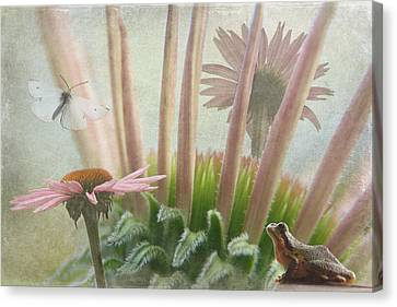 Natures Whimsy Canvas Print