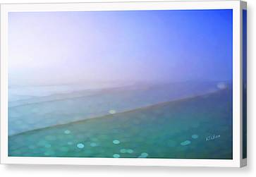 Nauset Beach Nine Canvas Print by David Klaboe