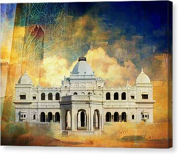 Nawab's Palace Canvas Print by Catf
