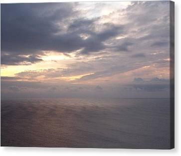 Near Heaven Canvas Print by Christine Drake