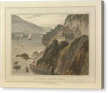 Near Kingswear Canvas Print by British Library