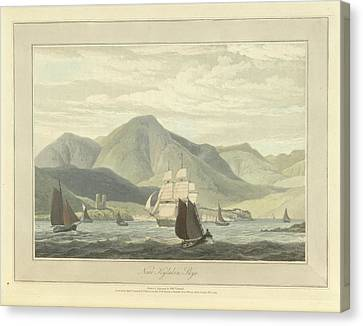 Near Kylakin Canvas Print by British Library