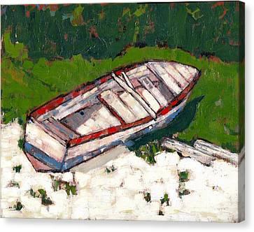 Near Port Morant Canvas Print
