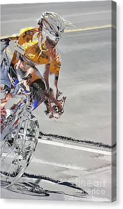 Need For Speed Canvas Print by Vicki Pelham