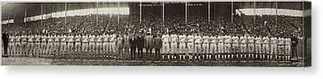 Negro Leagues Canvas Print - Negro Leagues, 1924 by Granger