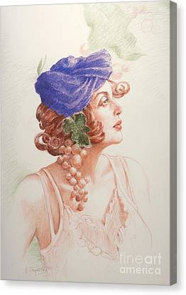 Neoclassic 2 Canvas Print
