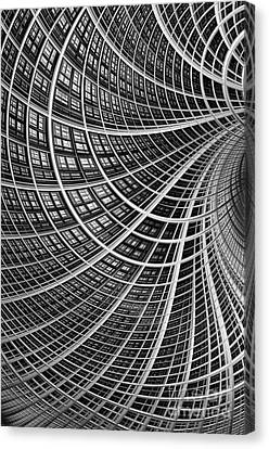 Network II Canvas Print by John Edwards
