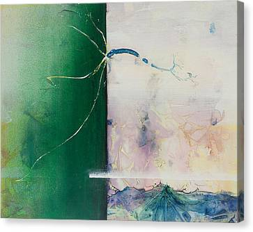 Abstact Landscapes Canvas Print - Neuron by Paul Brink