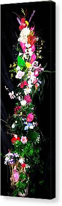 Never Ends Canvas Print by HollyWood Creation By linda zanini