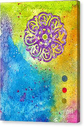 New Age #7 Canvas Print by Desiree Paquette
