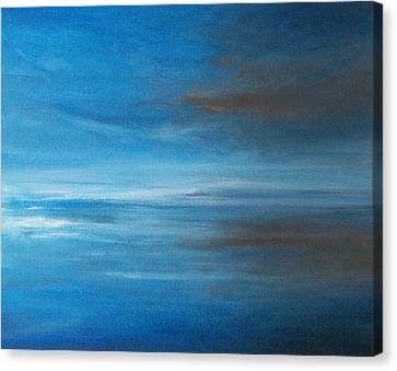 New Beginnings Canvas Print by Jane  See