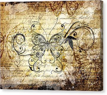 New Creation Canvas Print by Gary Bodnar