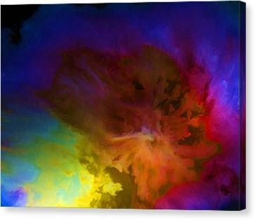 Canvas Print featuring the painting New Day by Steven Richardson
