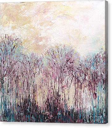 Millbury Canvas Print - New England Landscape No.100 by Sumiyo Toribe