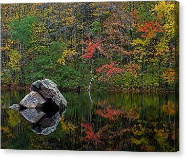 New England Photography Canvas Print by Juergen Roth