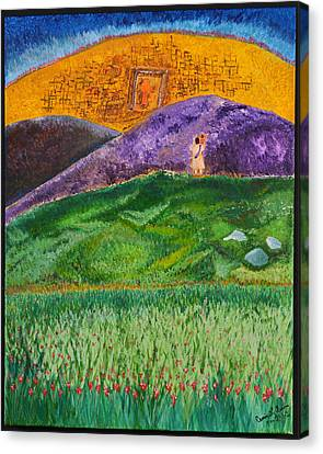 New Jerusalem Canvas Print