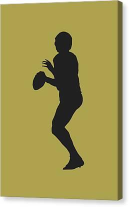 New Orleans Saints Drew Brees Canvas Print by Joe Hamilton