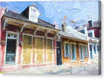 New Orleans Series 51 Canvas Print
