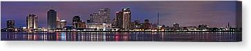 New Orleans Skyline Canvas Print by Andy Crawford