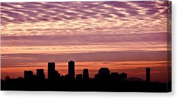 New Orleans Sunrise Canvas Print by Renee Barnes