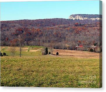 New Paltz Beauty Canvas Print by Ed Weidman