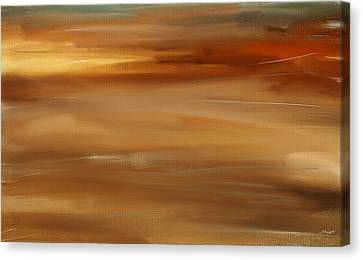 New Radiance Canvas Print by Lourry Legarde