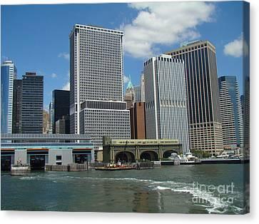 New York City  Canvas Print by Anthony Morretta