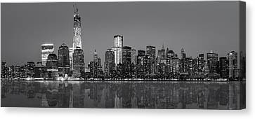 New York City Canvas Print by Eduard Moldoveanu
