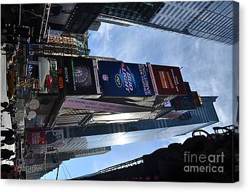 New York City Canvas Print by Robert Daniels