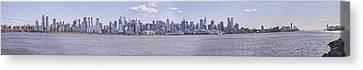 New York City Canvas Print by Theodore Jones