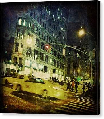 New York Canvas Print by Jeff Klingler