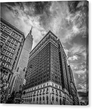 New York New York Canvas Print by Shari Mattox