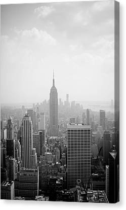 Canvas Print - New York Skyline by Allan Millora Photography