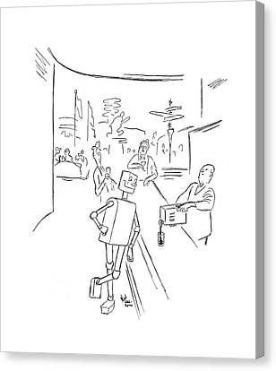 New Yorker June 1st, 1940 Canvas Print