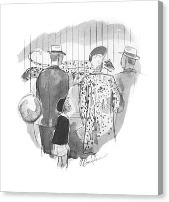 New Yorker May 2nd, 1942 Canvas Print