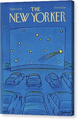 New Yorker September 11th, 1978 Canvas Print