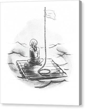 New Yorker September 27th, 1941 Canvas Print