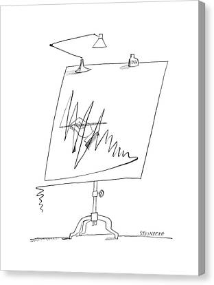 New Yorker September 7th, 1963 Canvas Print