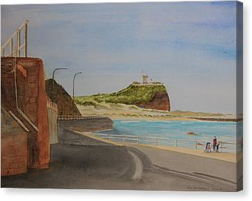 Newcastle Nsw Australia Canvas Print