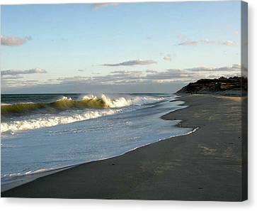 Newcomb Hollow Beach Canvas Print by Baratz Tom