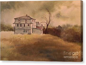 Newport Vermont Canvas Print by Joy Nichols