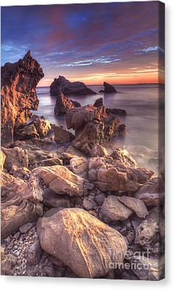 Newport Vista Canvas Print by Marco Crupi