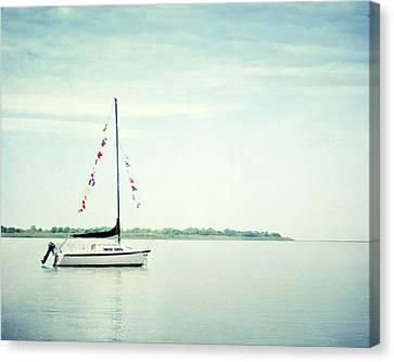 Next Voyage Canvas Print by Carolyn Cochrane